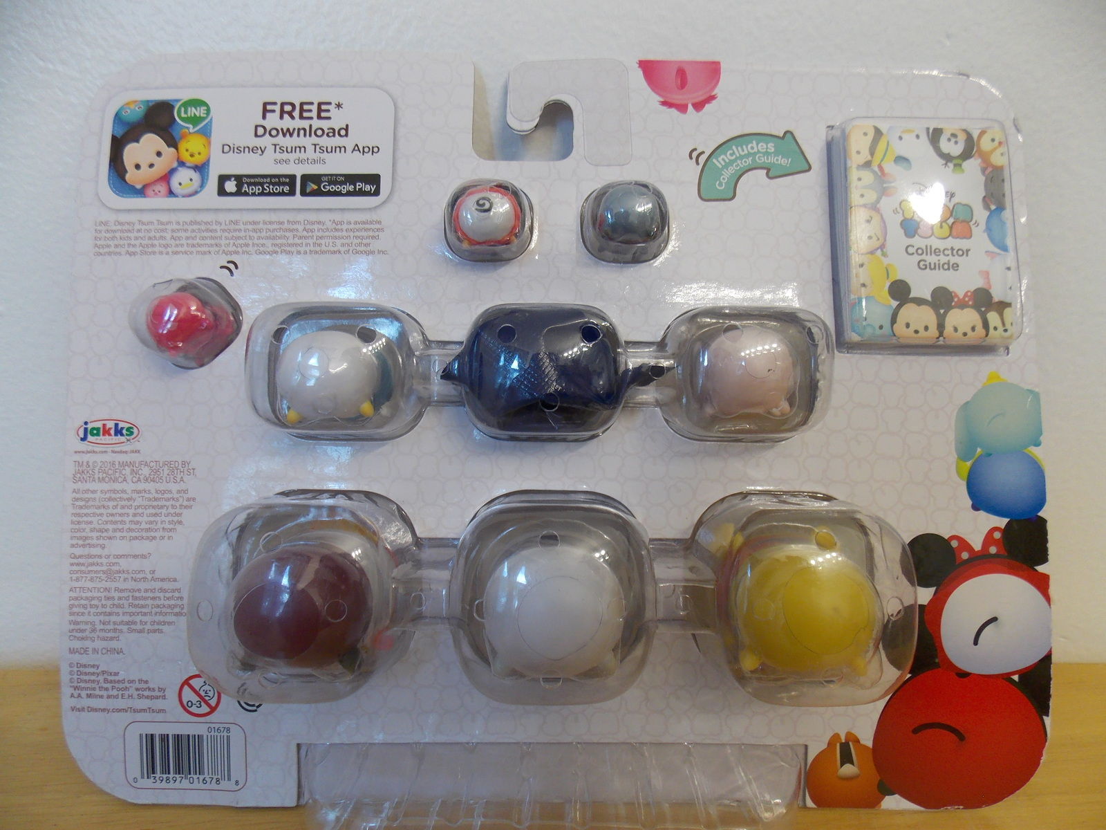 disney tsum tsum series 3 9pc figurine set and similar items. Black Bedroom Furniture Sets. Home Design Ideas