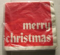 ERWIN KALLA for PARTY HOUSE Christmas Paper Napkins Vintage 1978 PLUS Am... - $5.70