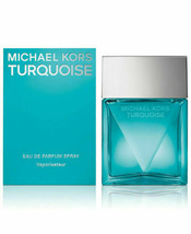 Michael Kors TURQUOISE 3.4 oz EDP Spray for women - FACTORY SEALED - - $69.99