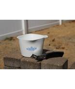 Corning Ware P-55-B Blue Cornflower 1Qt Saucemaker and A-11-H Twist Lock... - $30.00