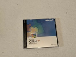 Microsoft Office XP Standard Edition Retail Full Ver Word Excel PowerPoi... - $11.53