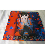 Paul McCartney Tug Of War Columbia TC37462 Stereo Vinyl Record LP - $24.99