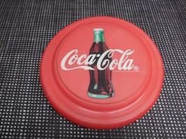 Old 1998 COCA-COLA FRISBEE ADVERTISING FLYING DISC Coke - $19.79
