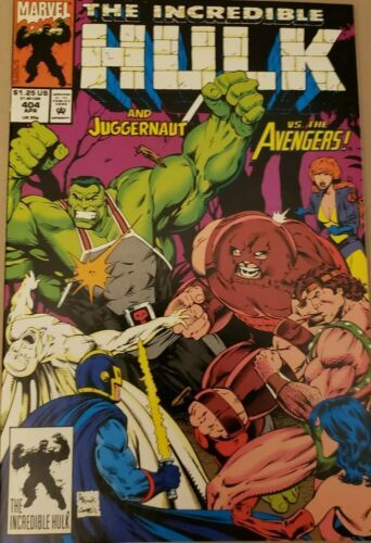 VINTAGE Marvel Comics ~ The Incredible Hulk ~ Vol 1 No. 404 ~ April 1993