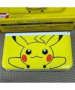 3DS LL main body Pikachu yellow pokemon center limited item Nintendo ins... - $399.98