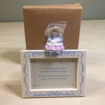 Avon Sounds of Love Music Box Frame Musical Picture Frame Mother's Day - $14.84