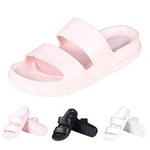 Beslip Pink Shower Slide Sandal Mens Lightweight Slip-on Shower Slipper ... - $16.10