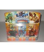 Activision Skylanders Giants 3 Pack ~ Prism Break,Lightning Rod & Drill ... - $17.09