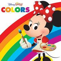 Disney Baby: Colors [Board book] Disney Books - $9.80