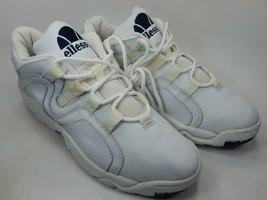 Ellesse Size US 12 M (D) EU 46.5 Men's Athletic Sneakers Shoes White