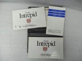 Dodge Intrepid 1996 Owners Manual 16673 - $13.81