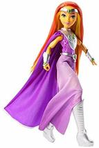 "Mattel DC Super Hero Girls Premium Starfire Action Doll, 12"" - $19.75"