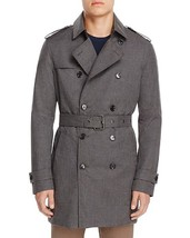 NEW $525 MICHAEL KORS MELANGE WATER RESISTANT INSULATED BELTED TRENCH CO... - $138.59