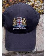 VTG Baseball Cap Colonial Williamsburg Embroidered UK flag Lions Trucker... - $29.65