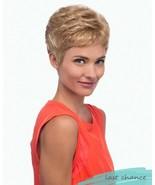 Estetica Pure Stretch Cap Short Full Wig Petite Sally R6/10 Chestnut Brown Blend - $148.00