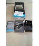 Sennheiser PRESENCE Earset Mono Black Wireless Bluetooth 82 ft-100 - 504577 - $89.19
