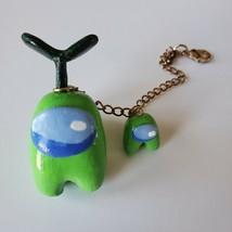 Handmade Among Us Keychain/Pendant - $8.04