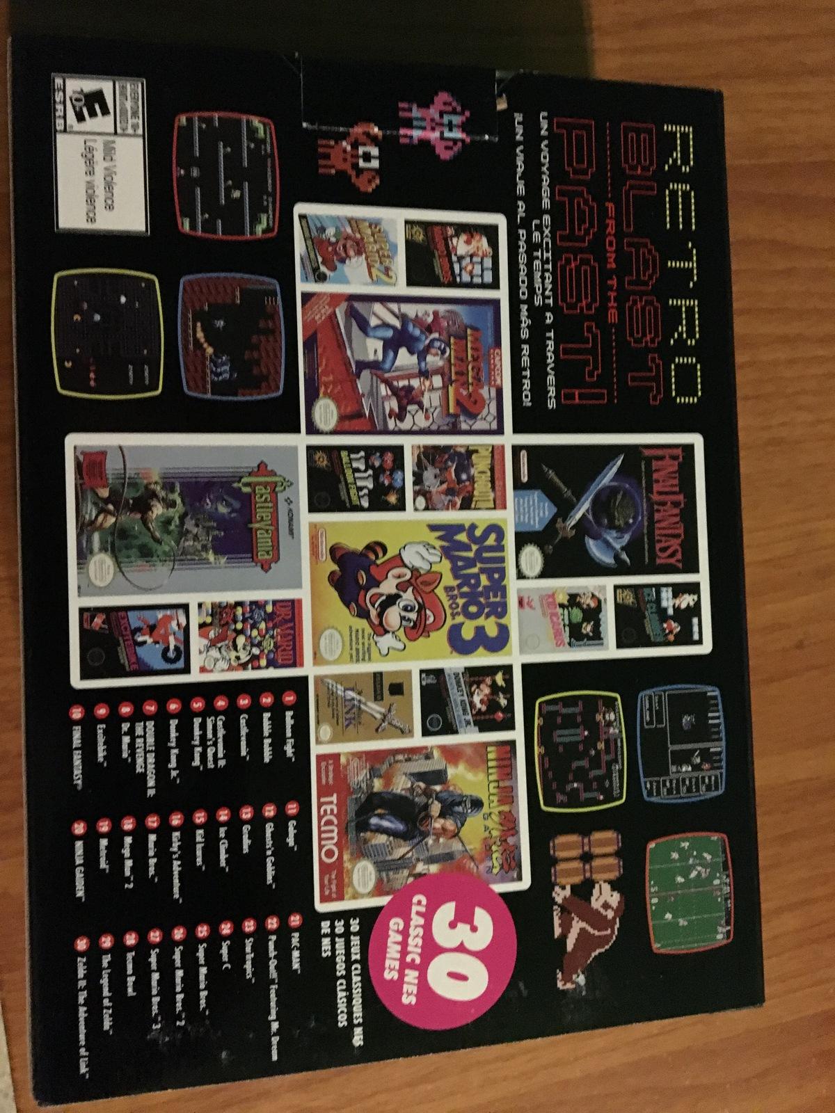 Nintendo Nes Classic Edition Mini Console - New In Box Ready to Ship