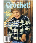 Hooked on Crochet! Pattern Magazine Back Issue Number 32 - $4.99