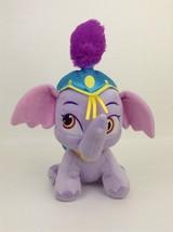 "Pets Palace Purple Taj Elephant 12"" Plush Stuffed Jasmine Pet Toy Disney... - $17.77"