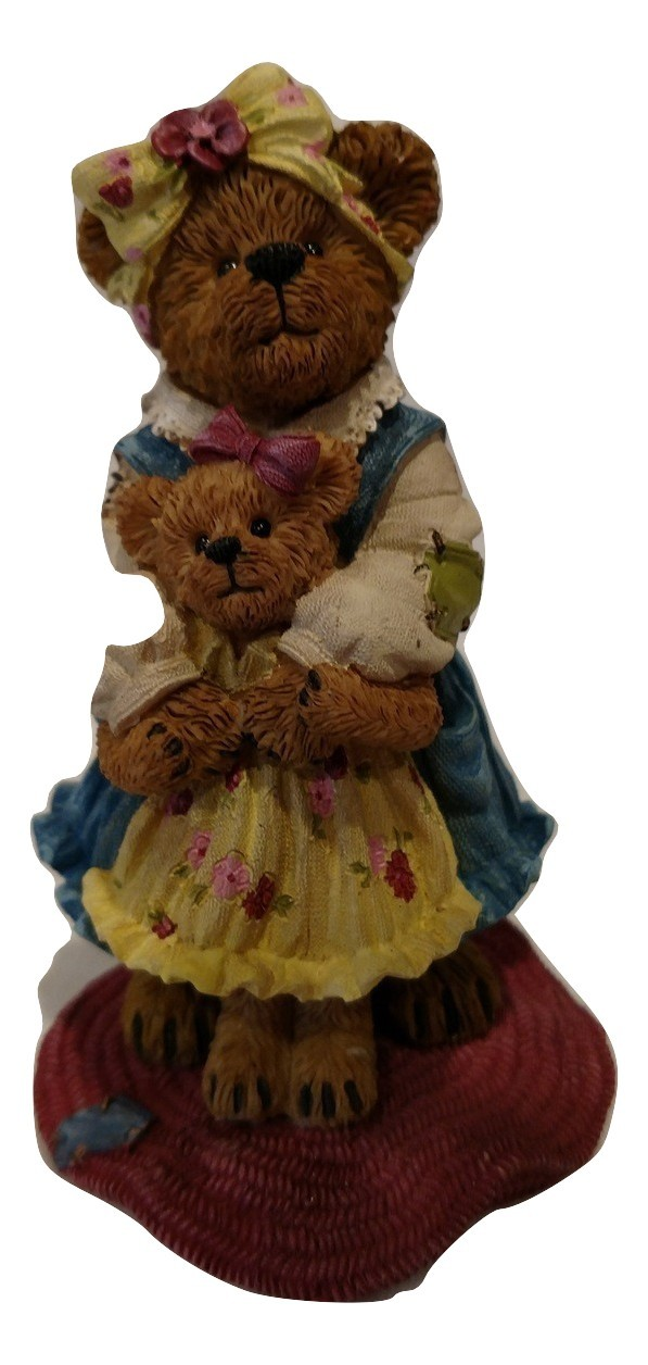 "Boyds Bears - ""Momma McPetal with Lil' Posey,"" #4033639"