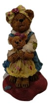 "Boyds Bears - ""Momma McPetal with Lil' Posey,"" #4033639 - $35.00"