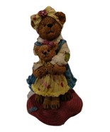 """Boyds Bears - """"Momma McPetal with Lil' Posey,"""" #4033639 - $35.00"""