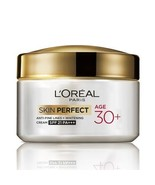L'Oreal Paris Perfect Skin 30+ Day Cream, 50g Free Shipping Worldwide - $18.18