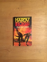1987 Hardy Boys Casefile #1 Book by Franklin W. Dixon