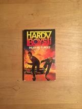 1987 Hardy Boys Casefile #1 Book by Franklin W. Dixon
