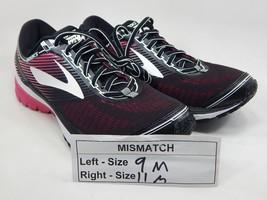 MISMATCH Brooks Ghost 10 Size 9 M (B) Left & 11 M (B) Right Women's Shoes