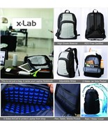 "Laptop Backpack 15.6"" Swiss Design x-Lab Brand + 5 Sides Aircel Protection - $23.71"