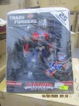 Hasbro Transformers Titanium Optimus prime MISB - $54.98