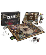 Clue : Game of Thrones  Board Game - $39.99