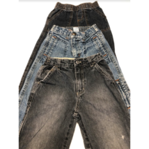 Lot of 3 Boys 3T Jeans Cherokee, Circo, Old Navy - $14.69