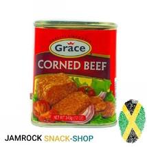 GRACE CORNED BEEF 340G (2TINS) - $16.00