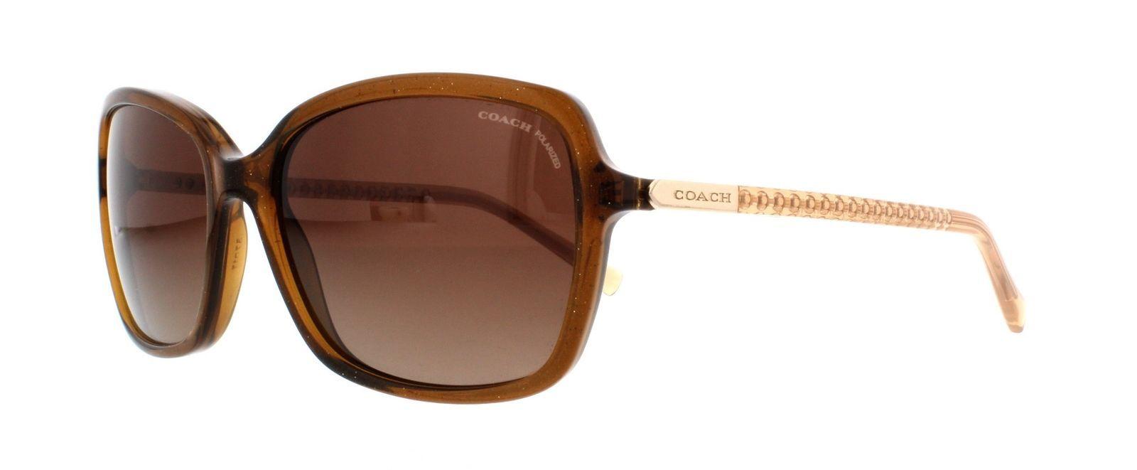 91ec639c486 Authentic Coach Sunglasses HC8152 5328 13 and 10 similar items