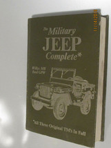 The Military Jeep Complete Willys MB Ford GPW : All Three Original Tm's ... - $368.28