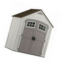 Suncast BMS7400 Cascade Blow Molded Resin Storage Shed - $794.80