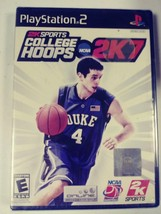 College Hoops 2K7 for PlayStation 2 PS2  NEW FACTORY SEALED - $12.50