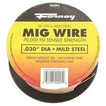 Forney Mig Wire 0.030 Ga 2 Lbs. Spool Boxed - $27.12