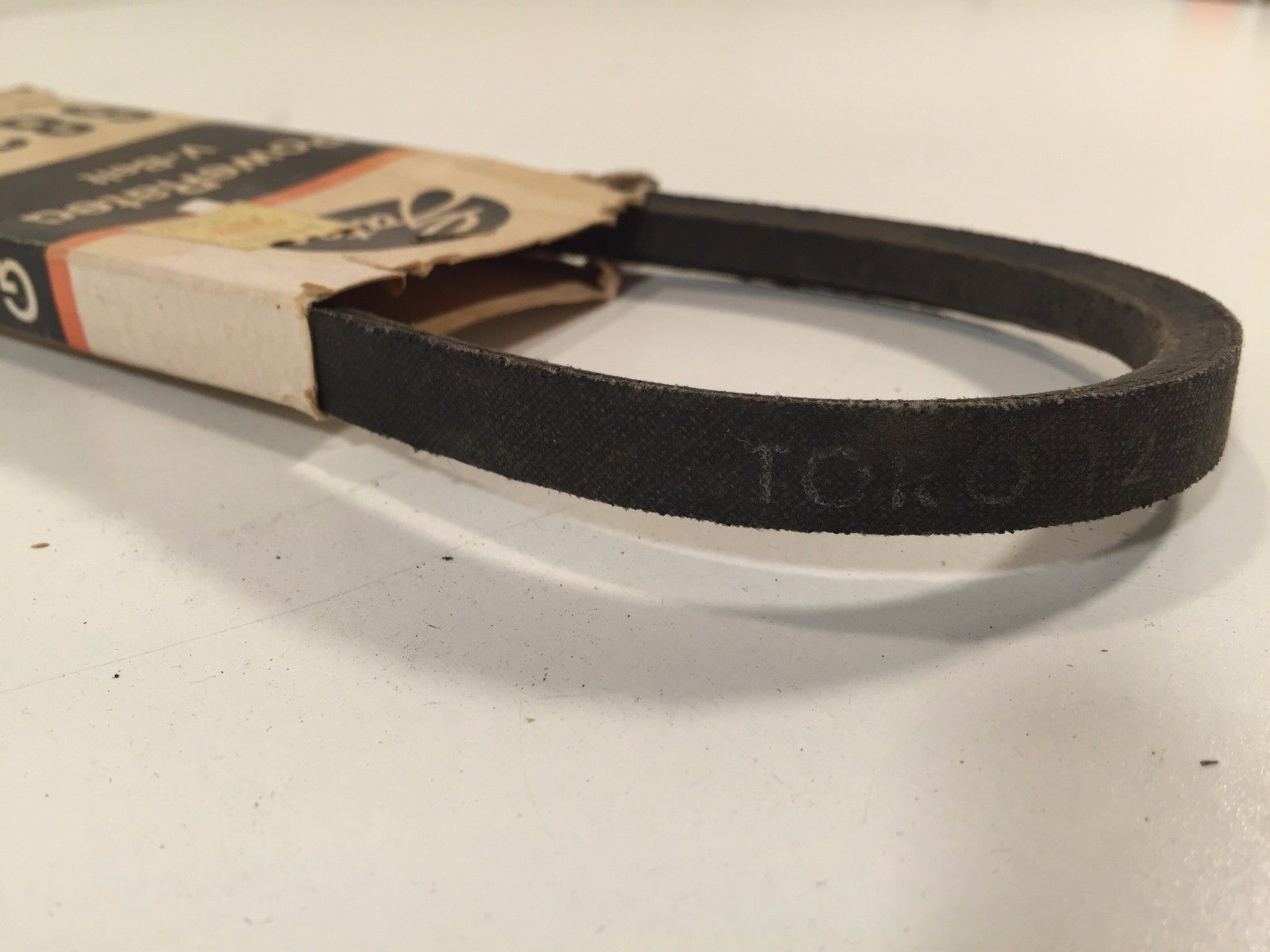 Genuine Toro 12-6220 Replacement Drive Belt New Old Stock
