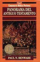 Panorama del Antiguo Testamento (Comentario Bíblico Portavoz) (Spanish E... - $7.87