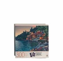 Milton Bradley Holidays In Italy 300 Piece EZ Grasp Jigsaw Puzzle New - $16.95