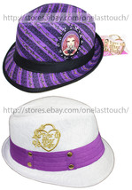 BERKSHIRE FASHION Girls FEDORA HAT Mattel EVER AFTER HIGH New! *YOU CHOOSE* - $3.19