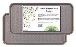 """SassiLeaf Multi-Purpose Tray in Decorator Colors - 30"""" L x 15"""" W x 1.20""""... - $49.30"""