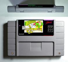 Boogerman A Pick and Flick Adventure Super Nintendo SNES 1995 US Version... - $22.25