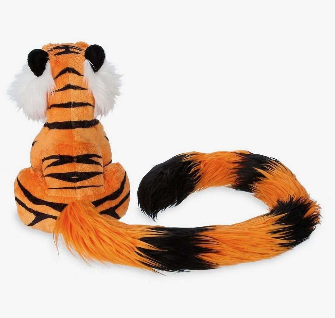 Disney Parks Rajah from Aladdin Long Tail Scarf Plush New with Tags