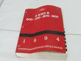 1994 Ford  F & B 600-700-800-900 Powertrain Shop Service Repair Manual - $19.75