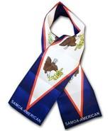 American Samoa Flag Scarf - $11.94